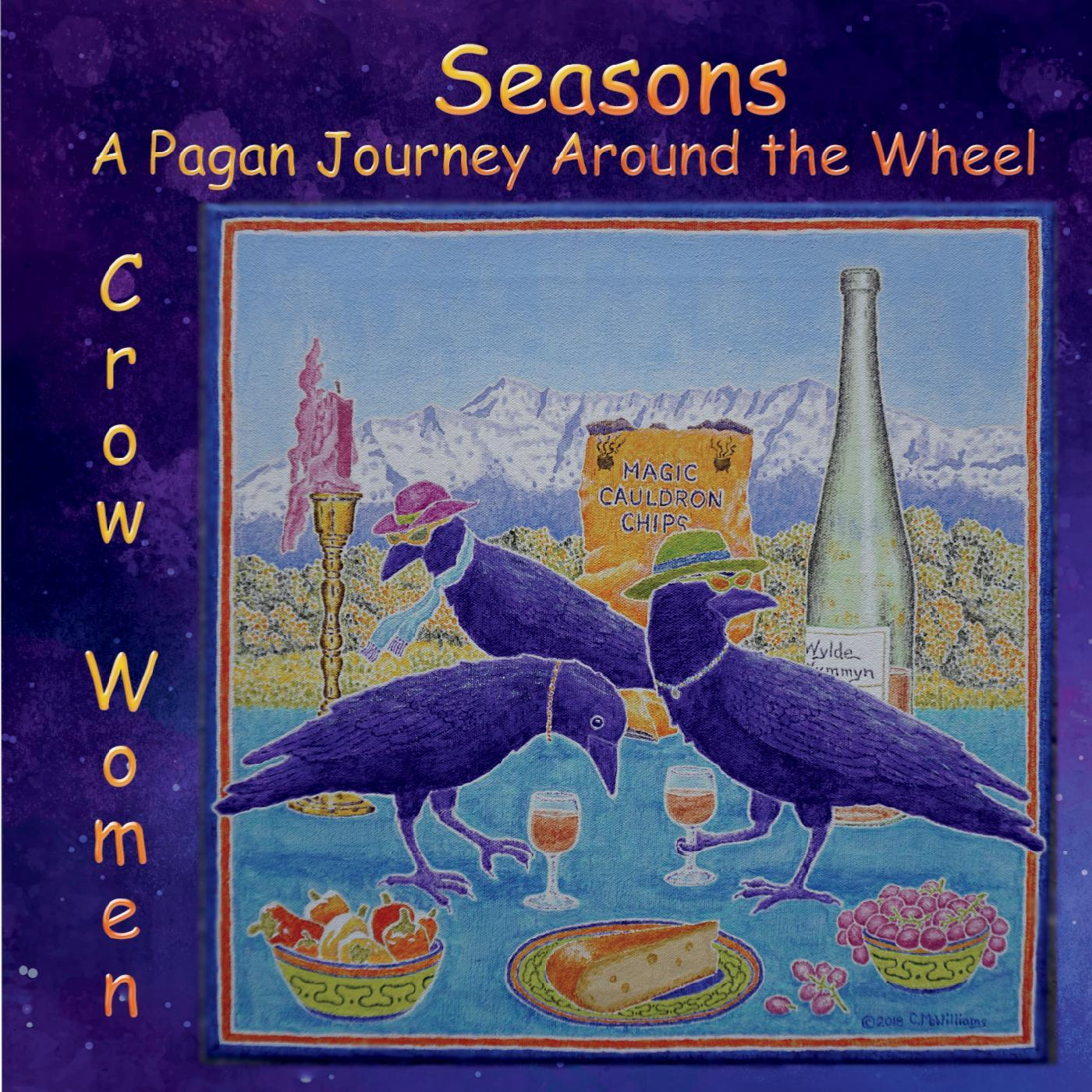 CrowFanz Archives - Pagan Song: Music for Your Magic from